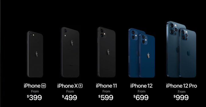 Presentation iPhone 12, prices, characteristics and dates in Spain