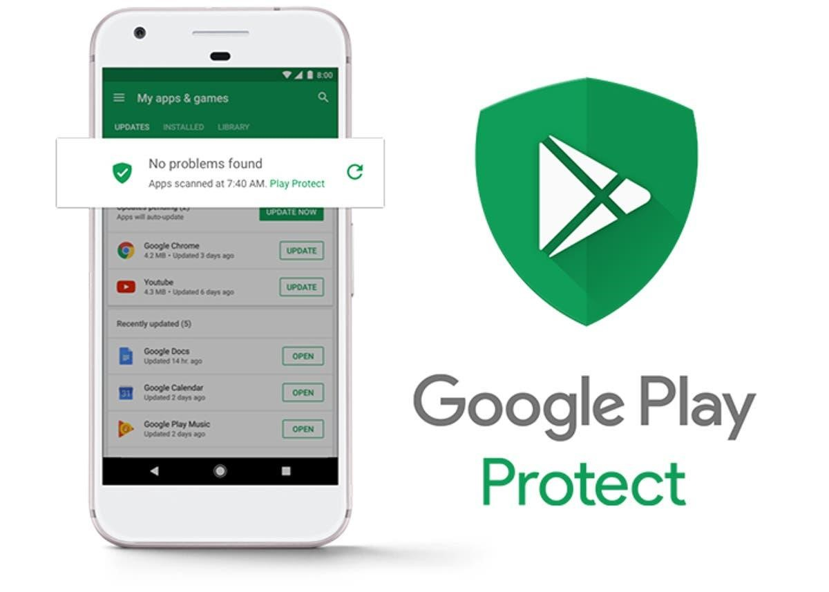 What is Google Protect?  The native Android application that protects your phone