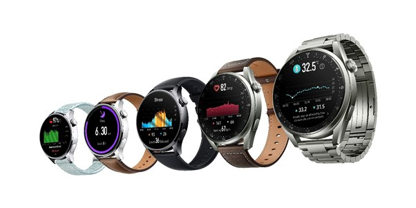 Huawei announces HUAWEI WATCH 3, the new flagship smartwatch series with HarmonyOS 2